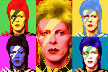 David Bowie : Royal Mint Music Legends
