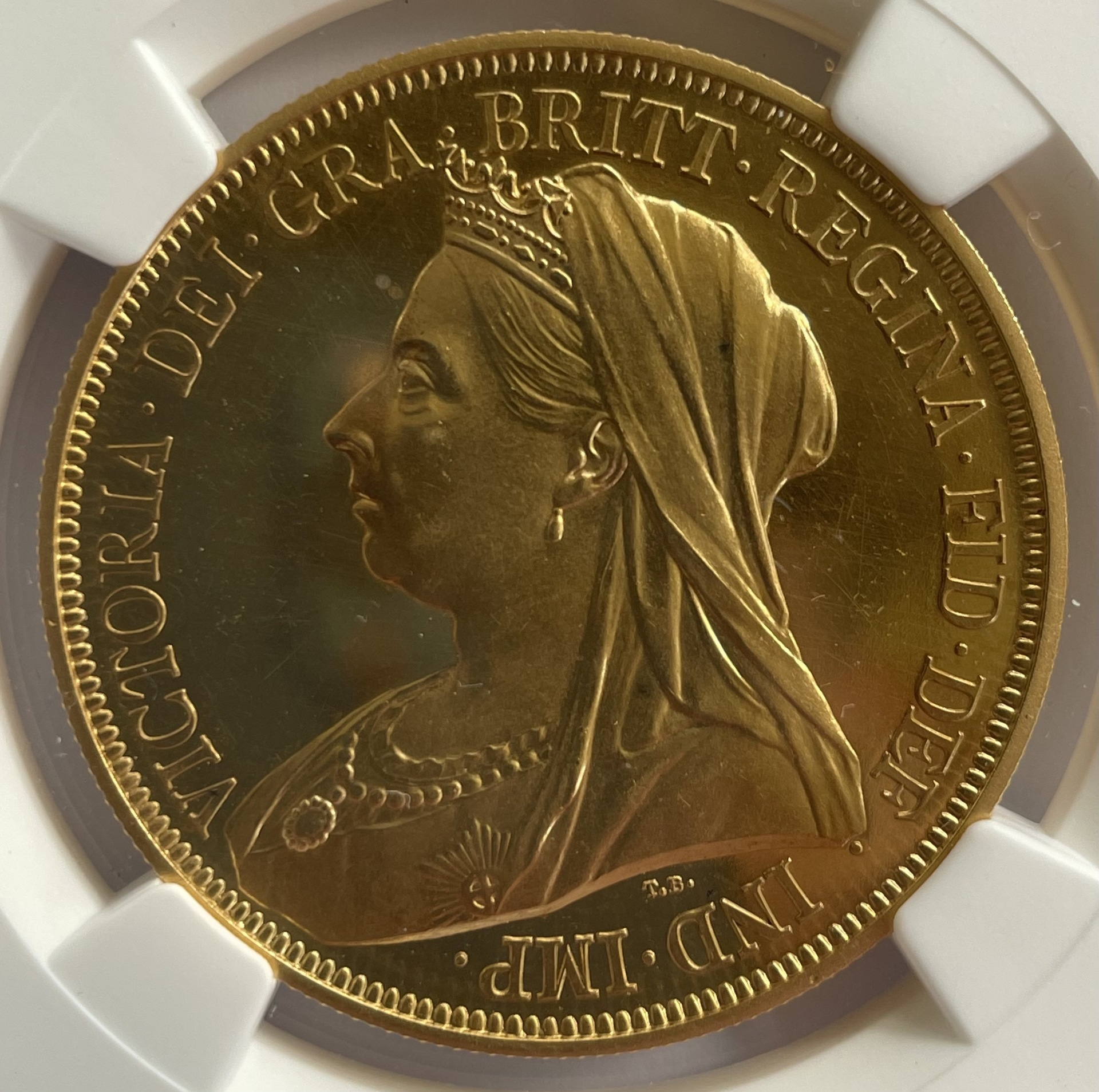 1893-Gold-Proof-Five-Pounds