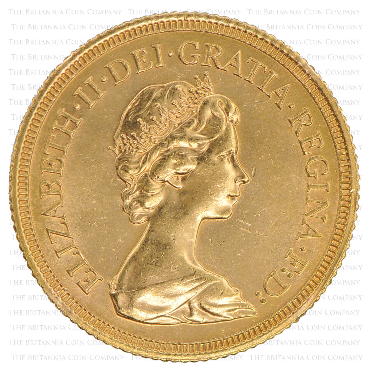 1978-gold-sovereign-obverse