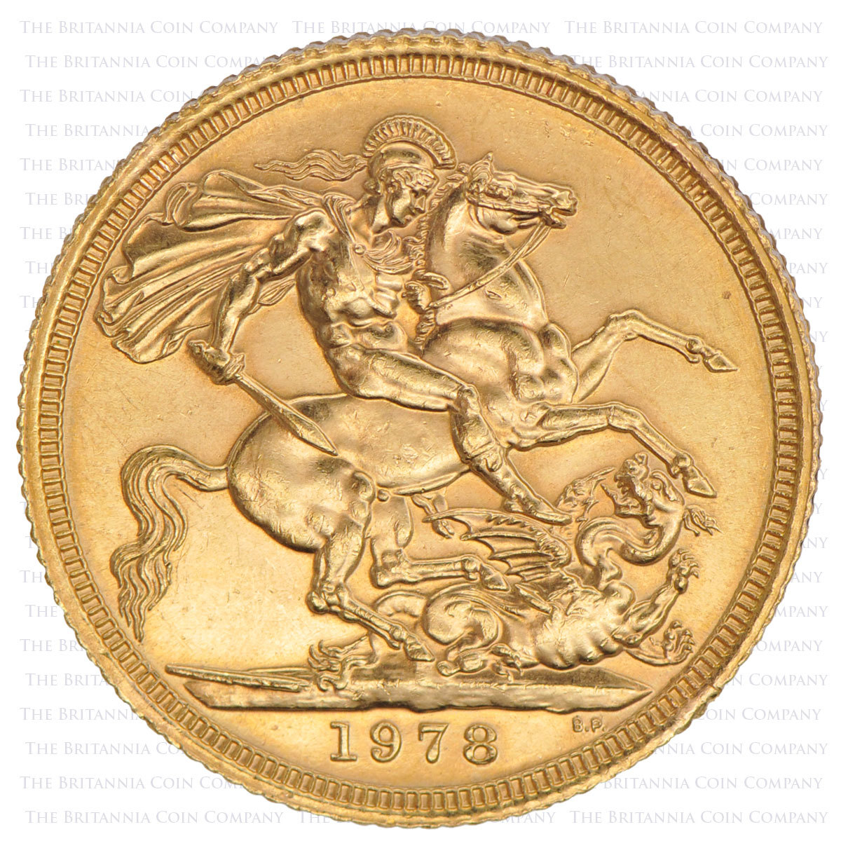 1978-gold-sovereign-reverse