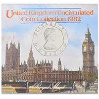 1982 Coin Collection