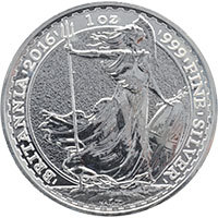 Best Value Silver Britannia