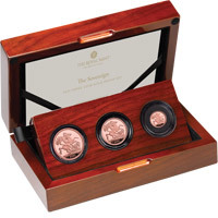 2021 Three-Coin Sovereign Set