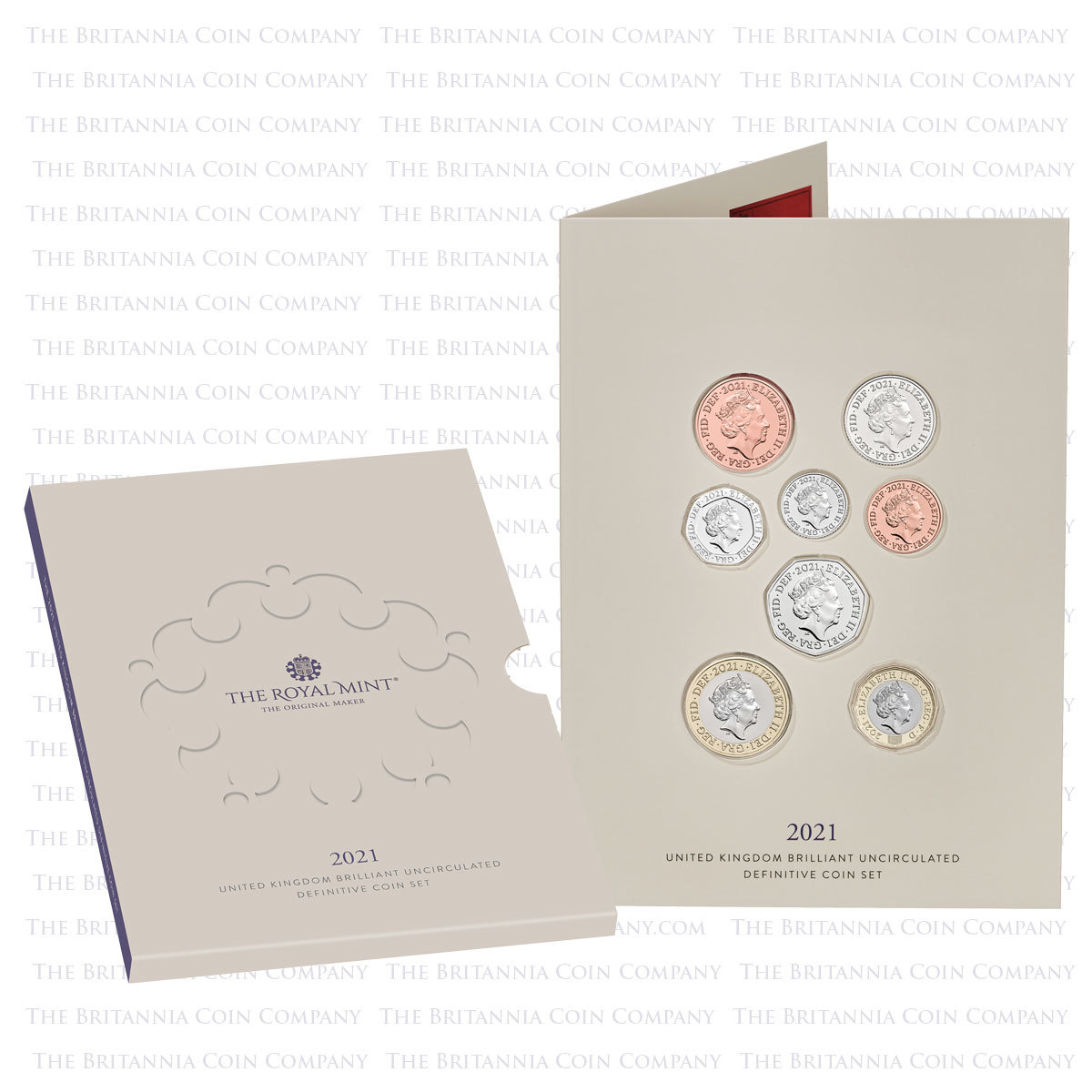 DUW21-2021-UK-Uncirculated-Definitive-Coin-Set-Unboxed