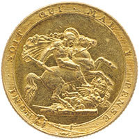 George III 1817 Sovereign