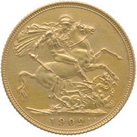 1902 Matt Proof Sovereign