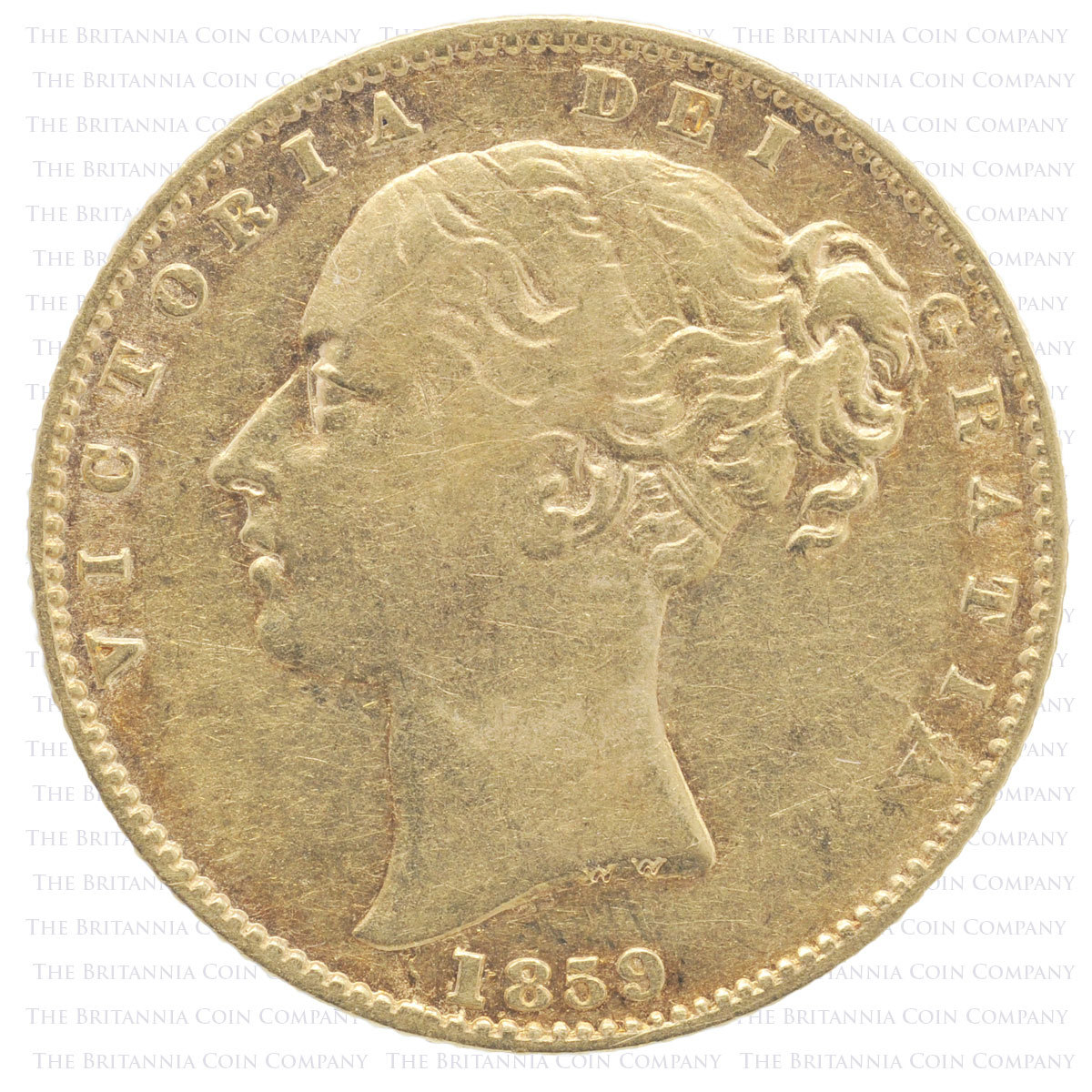 1859 Ansell Sovereign