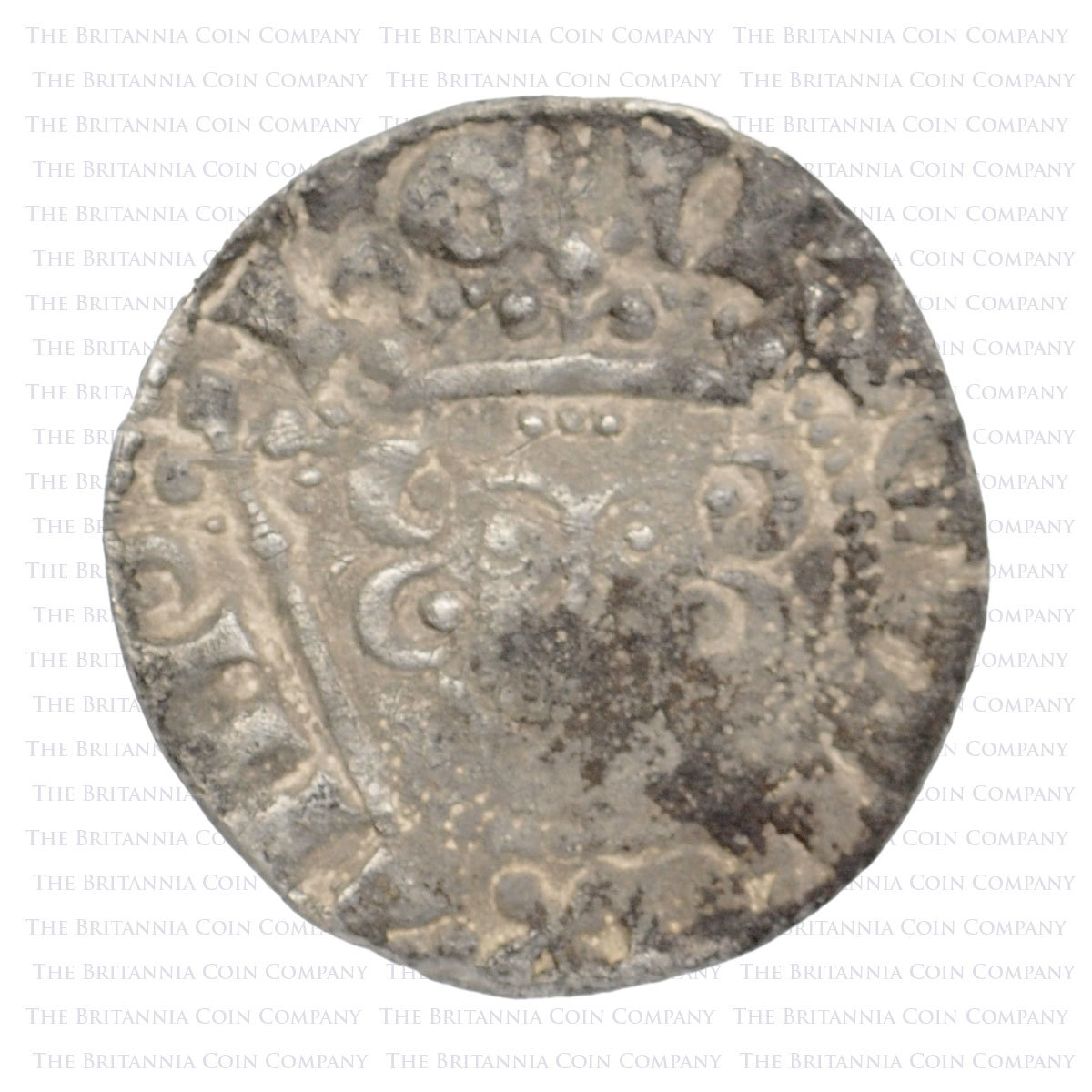 1247-79 Henry III Hammered Silver Penny. Henri on London Obverse
