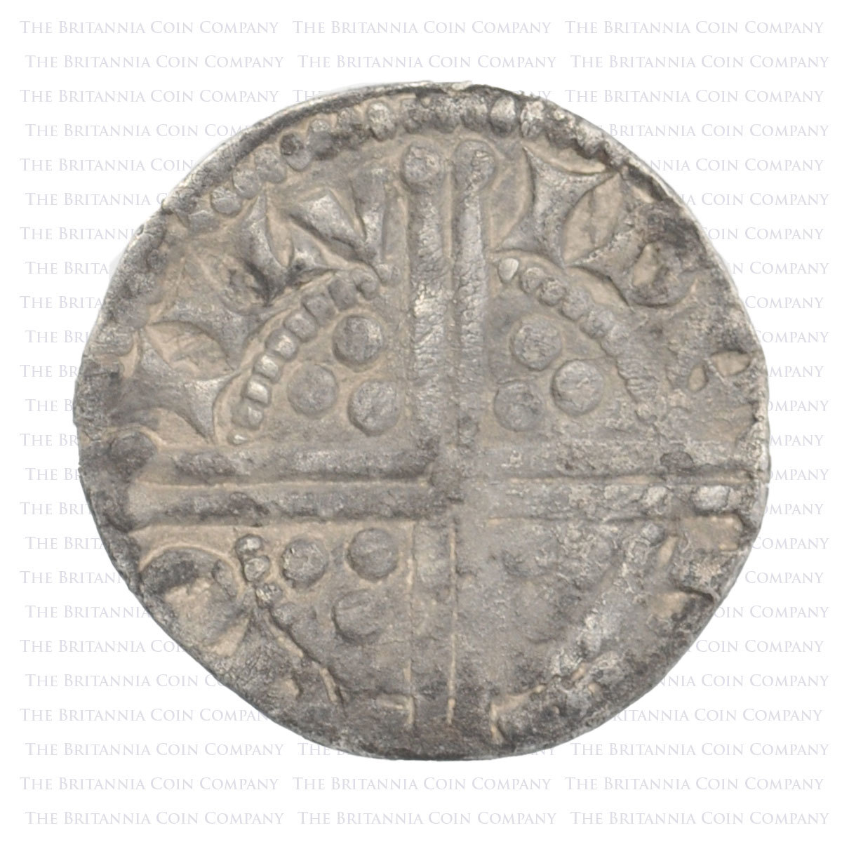 1247-79 Henry III Hammered Silver Penny. Henri on London