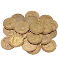 Bullion Half Sovereigns