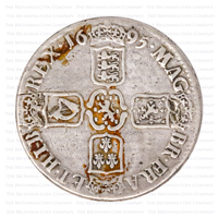 1695 William III Silver Crown 'Octavo'