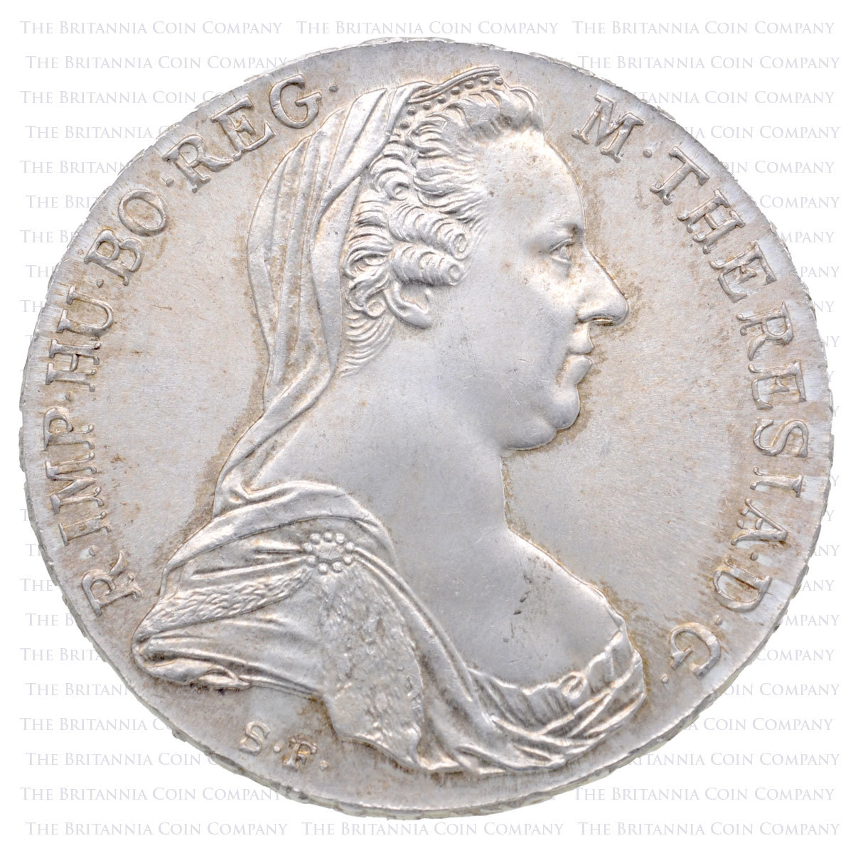 The Maria Theresa Thaler Obverse