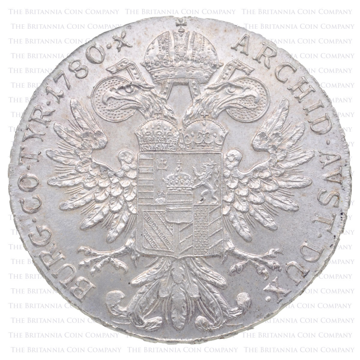 The Maria Theresa Thaler Silver Coin