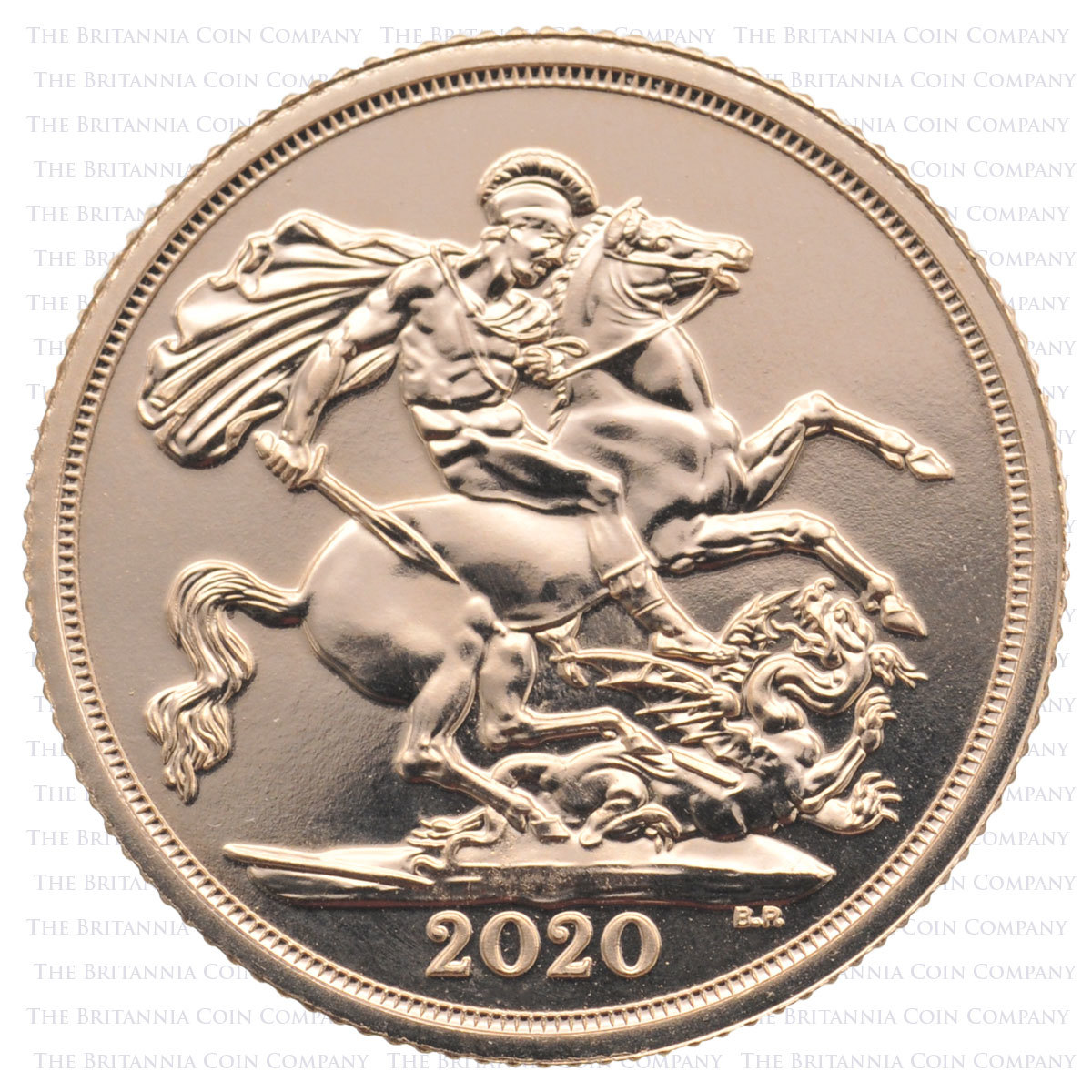 2020 Gold Sovereign