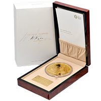 UK19ULGK : 2019 Una and the Lion 1 Kilo Gold Proof