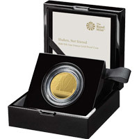 Shaken Not Stirred 2020 UK One Ounce Gold Proof Coin