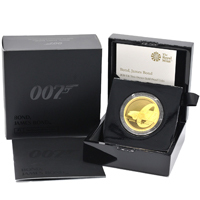 James Bond 2 Oz