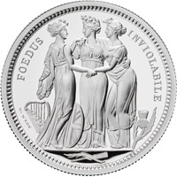 The Three Graces 2oz Silver