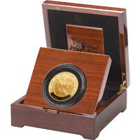 End of the Second World War 2020 Five-Ounce Gold Proof Coin