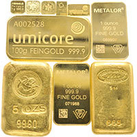 100g Gold Bullion Best Value