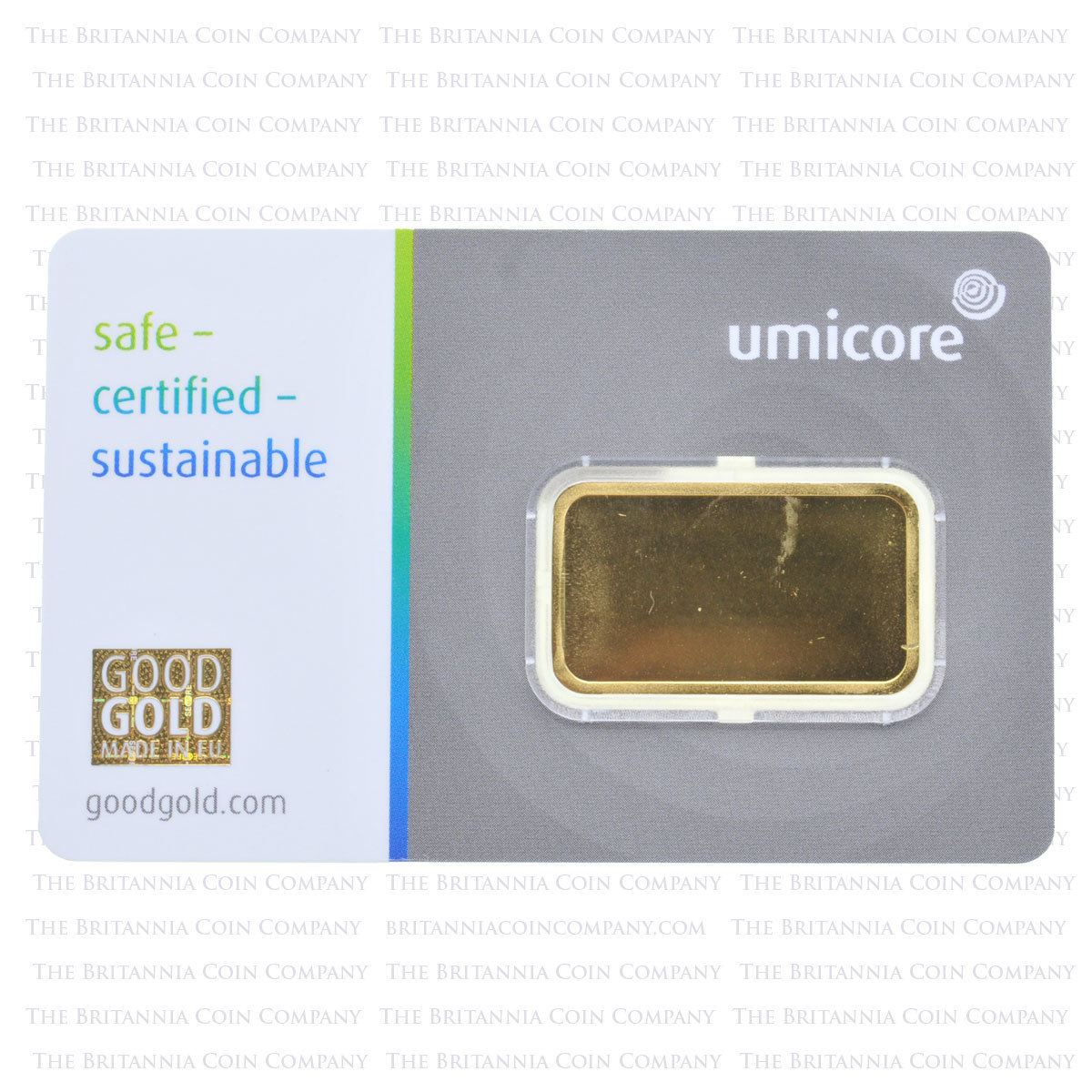 Umicore 10g Gold Bar