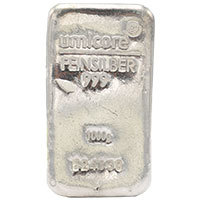 Umicore 1Kg Silver Bar